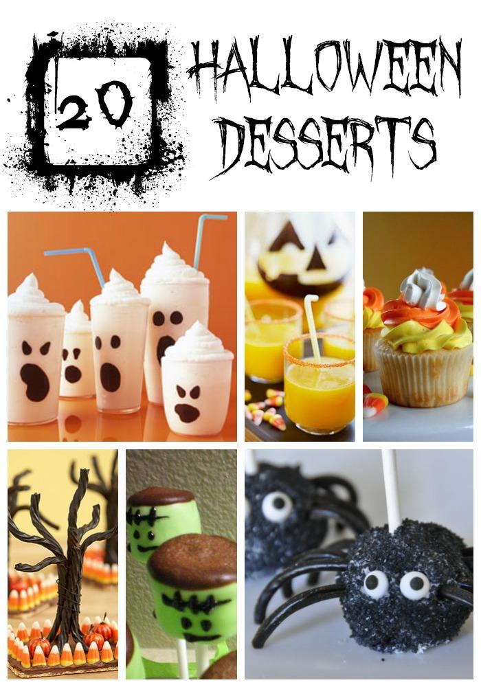 In The Desert clipart halloween food Time Heart {YUM!} Halloween Treats