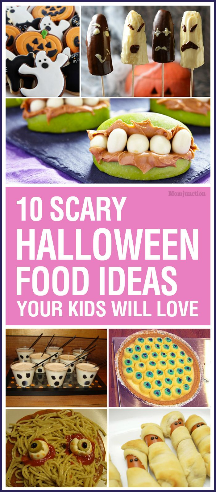In The Desert clipart halloween food Scary Best food For 10