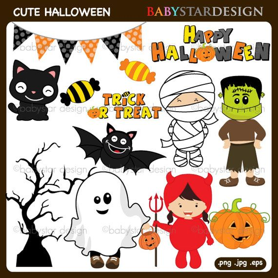 In The Desert clipart halloween food Tables Halloween on images CUTE