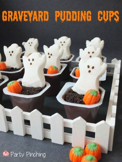 In The Desert clipart halloween food Kids party easy cups Pinterest