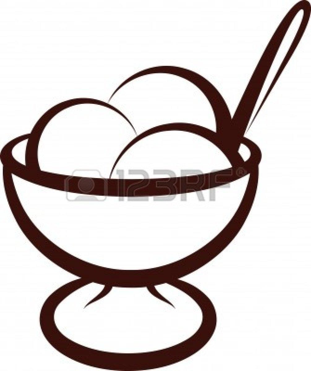 In The Desert clipart ice cream cup Images Cream Bowl Clipart Panda