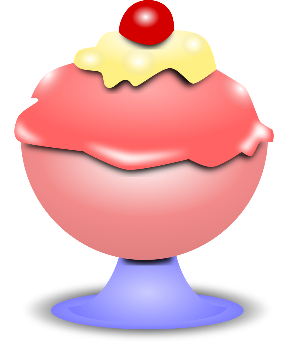 In The Desert clipart ice cream cup Clipart Images Cream Social Clip