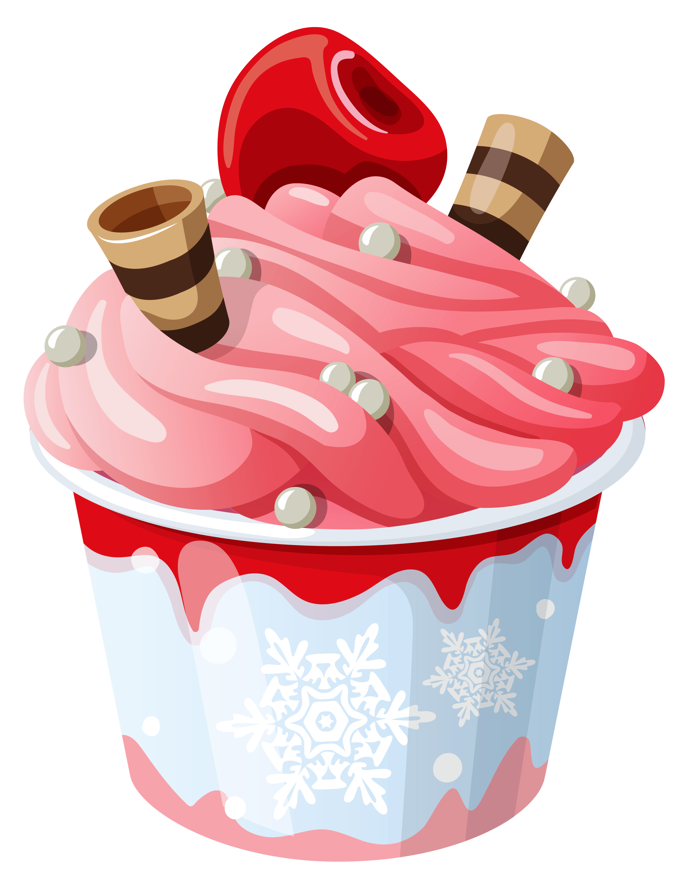 In The Desert clipart ice cream cup PNG Clipart Drinks Cup PNG