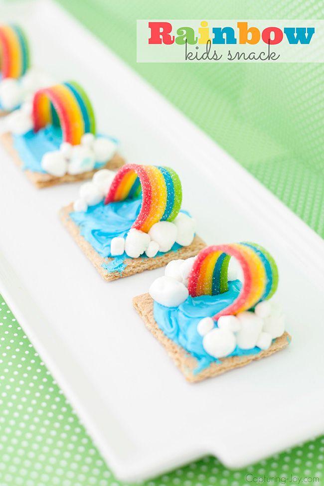 Drawn rainbow class Graham 25+ Bible Snack snacks