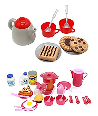 In The Desert clipart kid snack Set with Plates 3+ Set