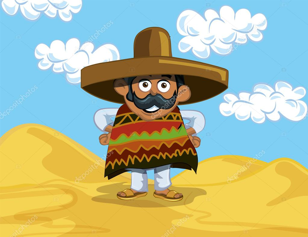 In The Desert clipart mexicano Mexican in Stock the —