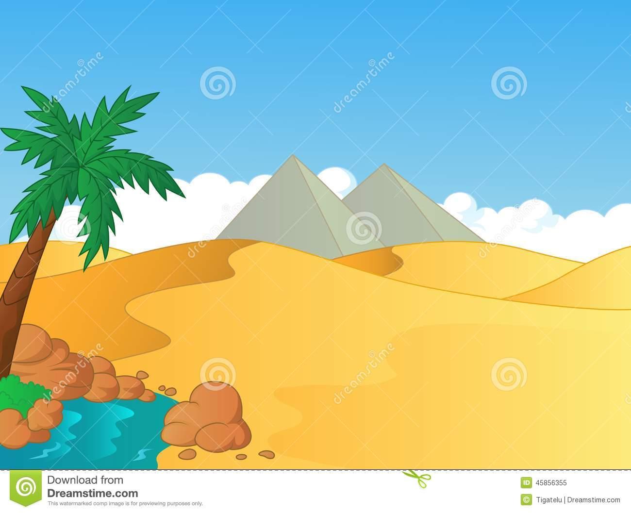 In The Desert clipart oasis Oasis Desert Oasis Designer Oasis