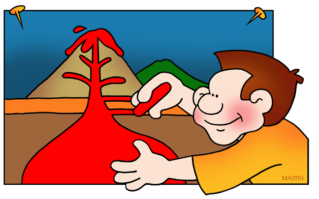Planet Earth clipart social science Science Volcano by Martin Clip