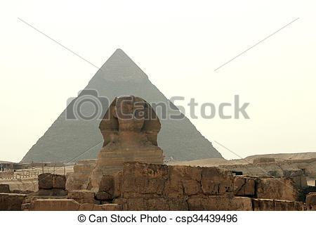 In The Desert clipart pyramid giza Egypt Egypt In Of Sphinx