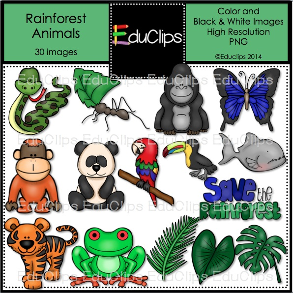 In The Desert clipart rainforest animal Animals Welcome Store and to