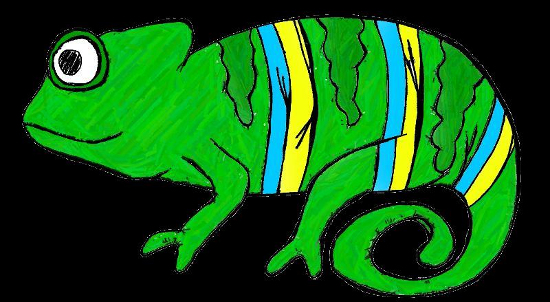 In The Desert clipart rainforest habitat Doodles Clip Art and Art