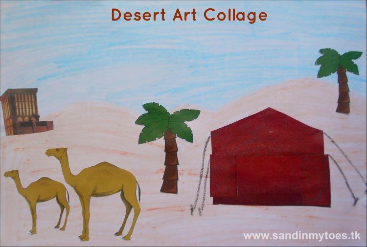 In The Desert clipart region Sand desert art Hands: Art