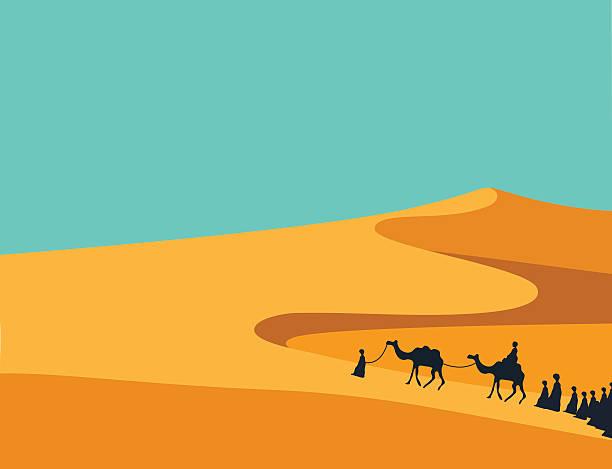 Sahara clipart desert landscape #1