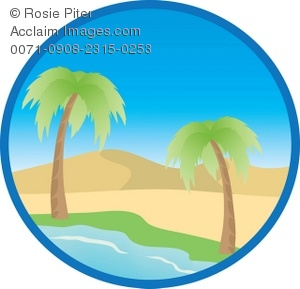 In The Desert clipart scenery Scenery & Acclaim clipart photography