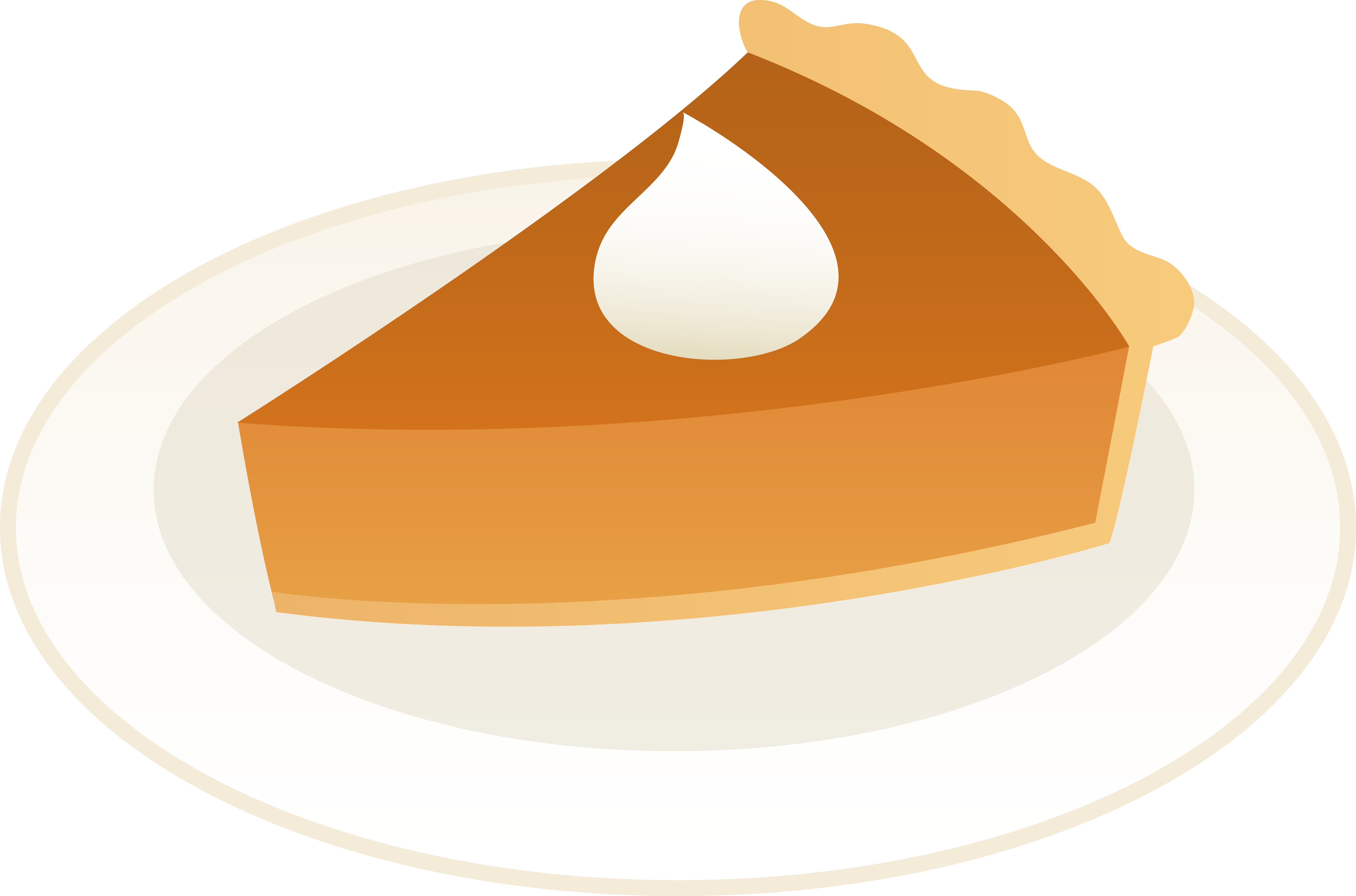 Pie clipart whip cream pie On Pie Pumpkin Clip Pies