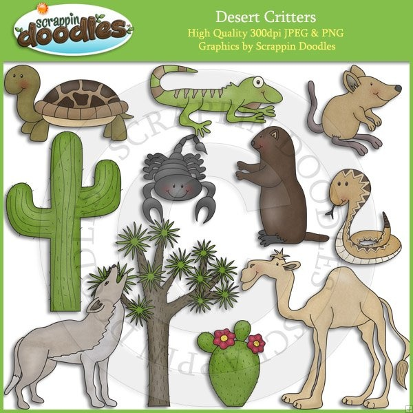 In The Desert clipart southwest Southwestern animals and camel best