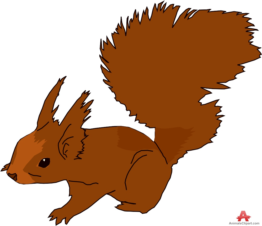 In The Desert clipart squirrel Clipart Clipart Download Squirrel Brown