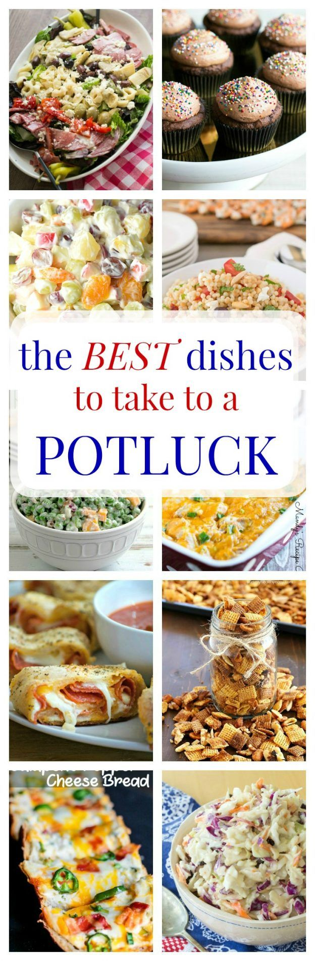 In The Desert clipart summer potluck Recipes Potluck Dishes the on