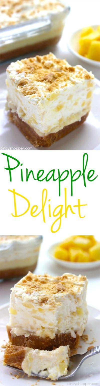 In The Desert clipart summer potluck Pineapple Best Pineapple Delight on