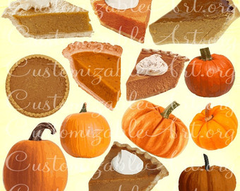 In The Desert clipart beach Spice clip Pumpkin Pie pie