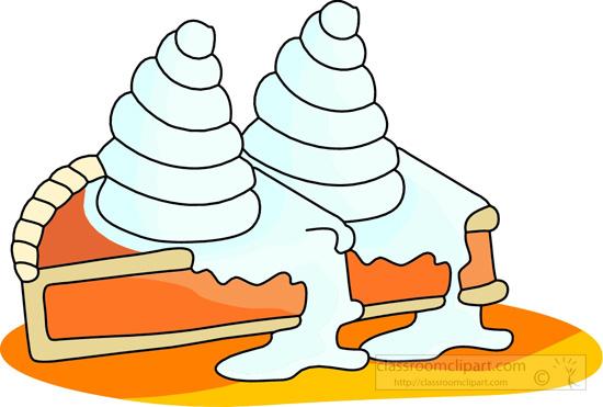 Pie clipart whip cream pie Pie Kb 2 pumpkin Size: