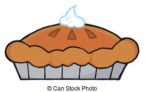 In The Desert clipart thanksgiving pie Pie Pumpkin Fresh Whipped royalty