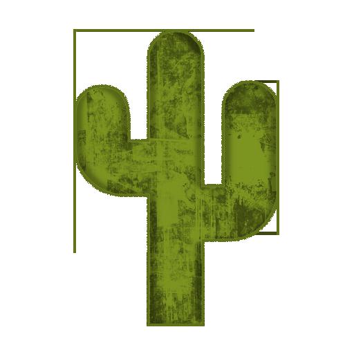 In The Desert clipart transparent PNG Art cactus Cactus kid