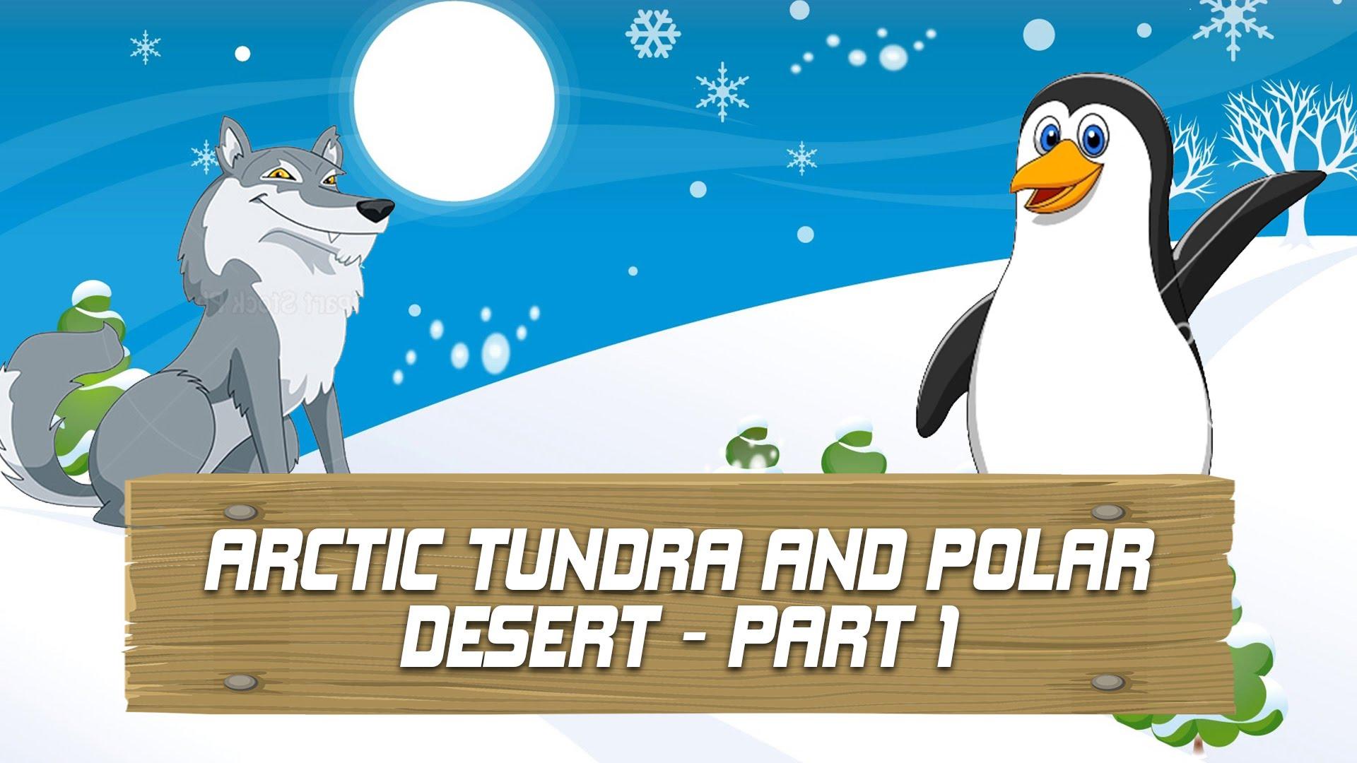 In The Desert clipart tundra biome And Polar Mind  Polar