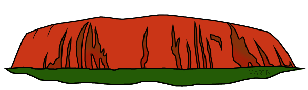 In The Desert clipart uluru Ayers clipart Ayers Ayers Rock