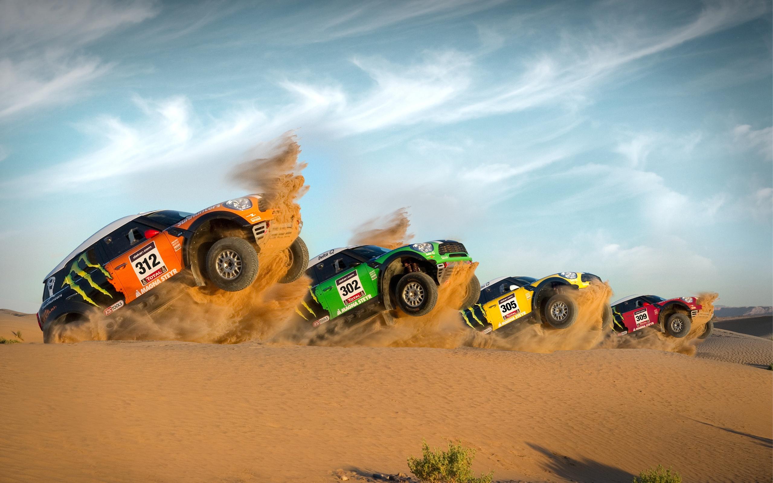 In The Desert clipart wallpaper Wallpaper View Full Race Start