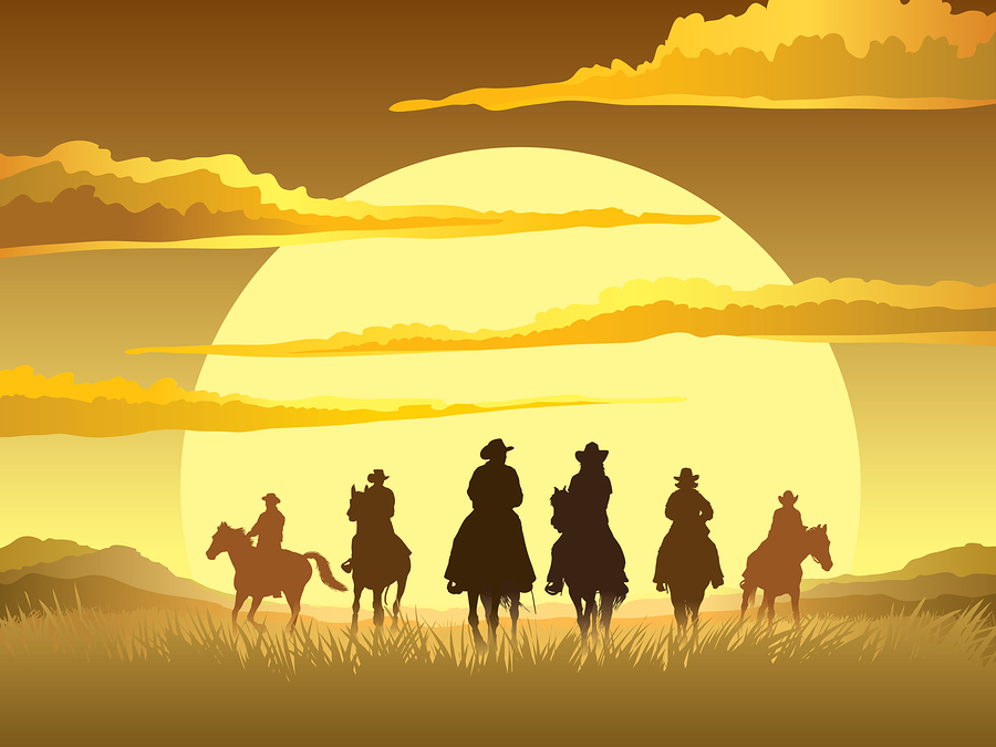 In The Desert clipart wild wild west Post: Epitomises Criminal Type Behaviour