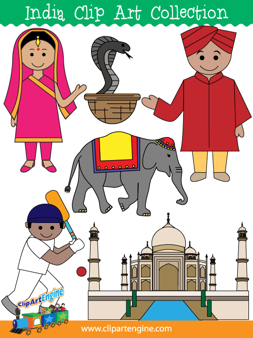 India clipart For Use Art Personal is