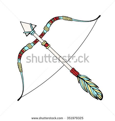 Drawn arrow archery #7