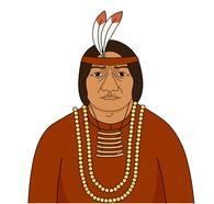 Indian clipart  Clipart Pictures Size: American