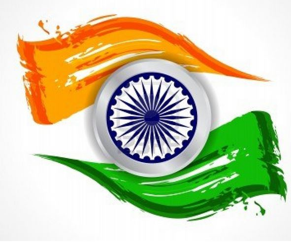 Indian clipart animated Independence Indian day independence Animated
