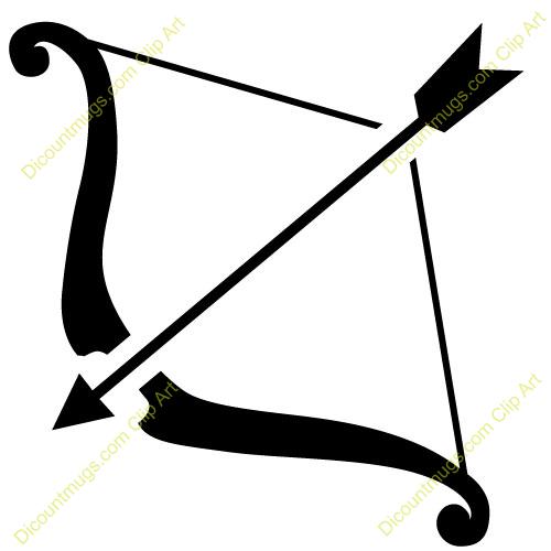Arch clipart arrow #9