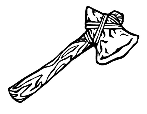 Indian clipart axe Inspiration and Tomahawk Clip Art