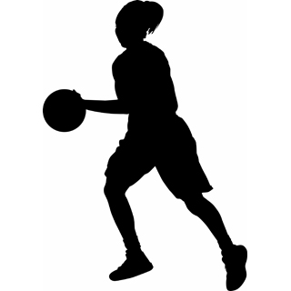 Indian clipart basketball player Results girl Yahoo basketball Search
