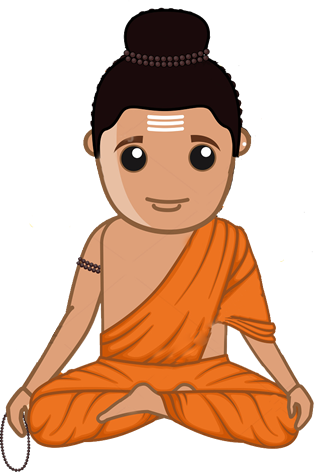 Indian clipart brahmin Living to According mythology offered