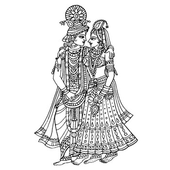 Indian clipart bride groom Art Art Clipart Clip on