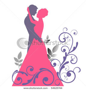 Indian clipart bride groom Groom Image with  Bride