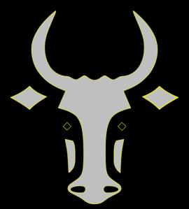 Bull clipart indian Bull Clker com art online