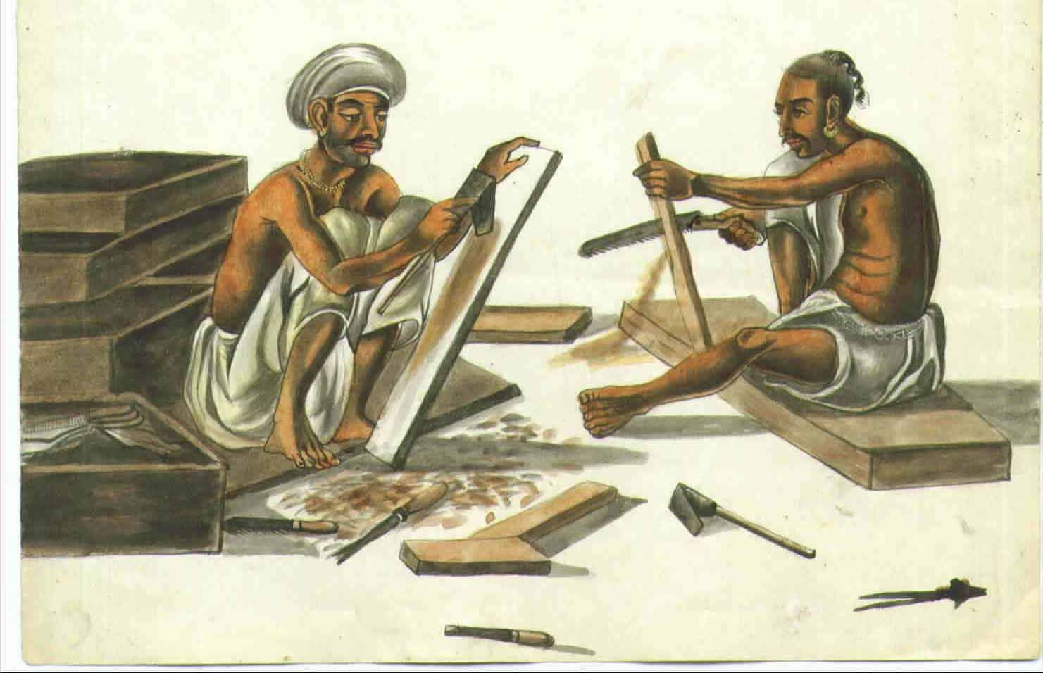Indian clipart carpenter The Story: Carpenter Story: The