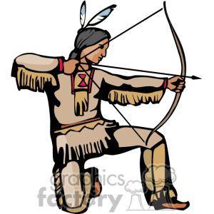 Native American clipart indian tribe Art art Fans clip indian