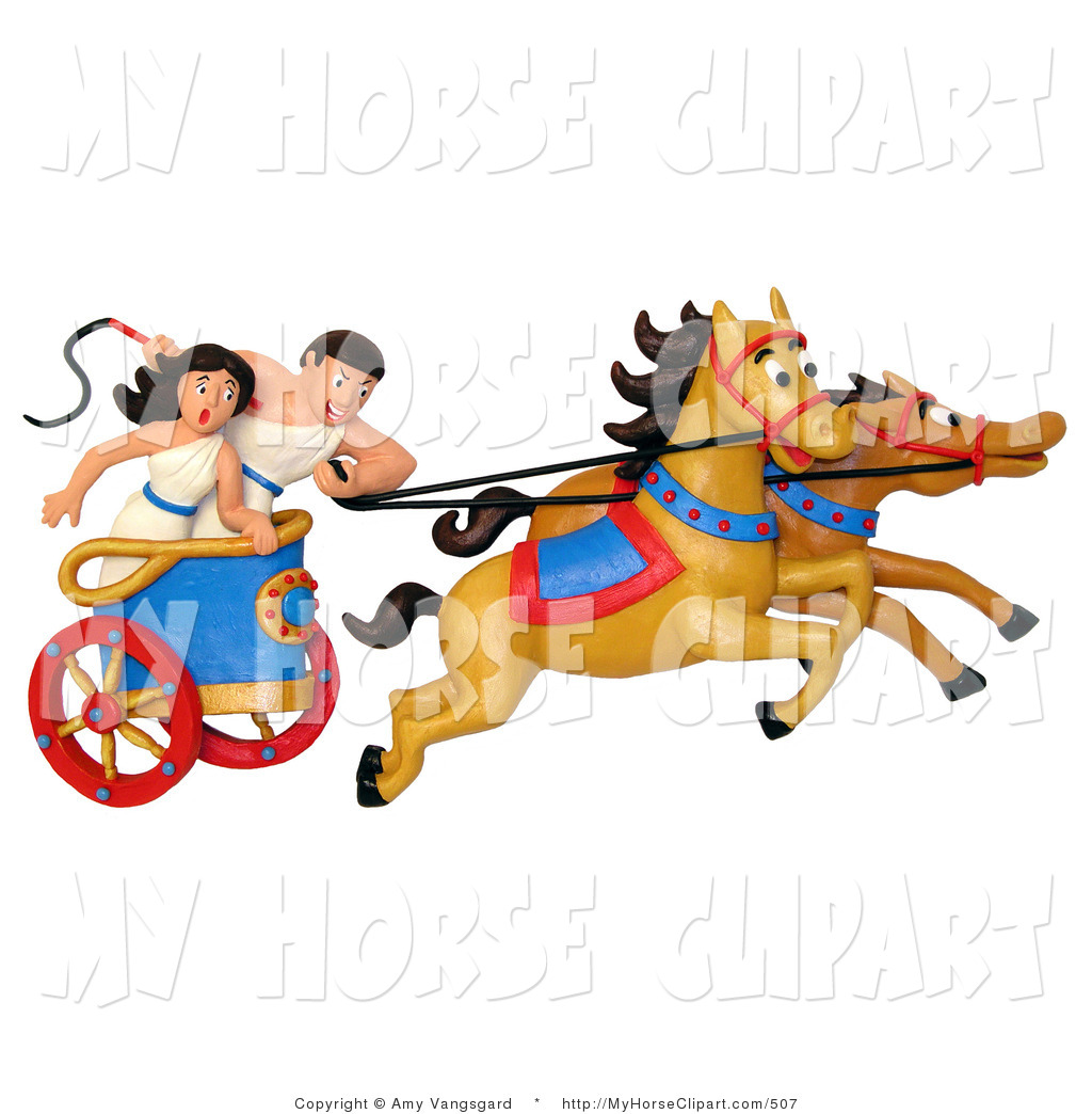 Indian clipart chariot Clipart Horse Free Stock Animals