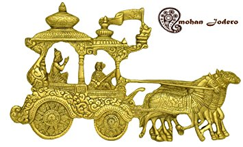 Indian clipart chariot Free Hanging Wall Clip Elegant
