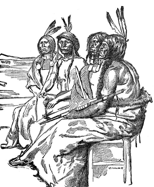 Native American clipart cherokee Indian  Clipart American