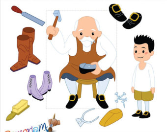 Indian clipart cobbler Shoe Etsy Cobbler Cobbler my