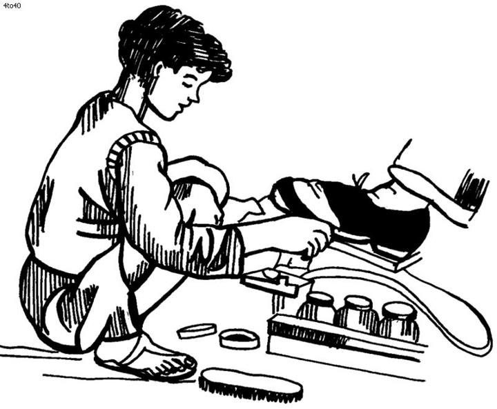 Indian clipart cobbler Beautifully 531250_472332782824211_849773937_n The Grotesque Polish