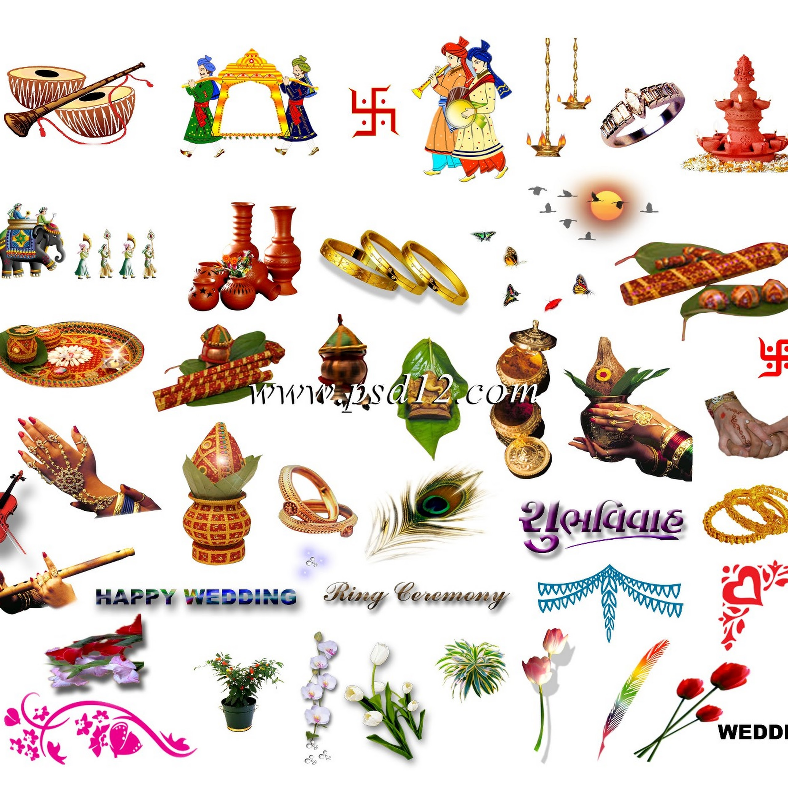 Wedding clipart color Colour Art Clip Colour Indian